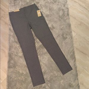 BNWT MICHAEL Michael Kors Super Skinny Pants 🖤🤍